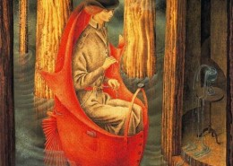 Remedios Varo (Exploration of the Source of the Orinoco River, 1959)